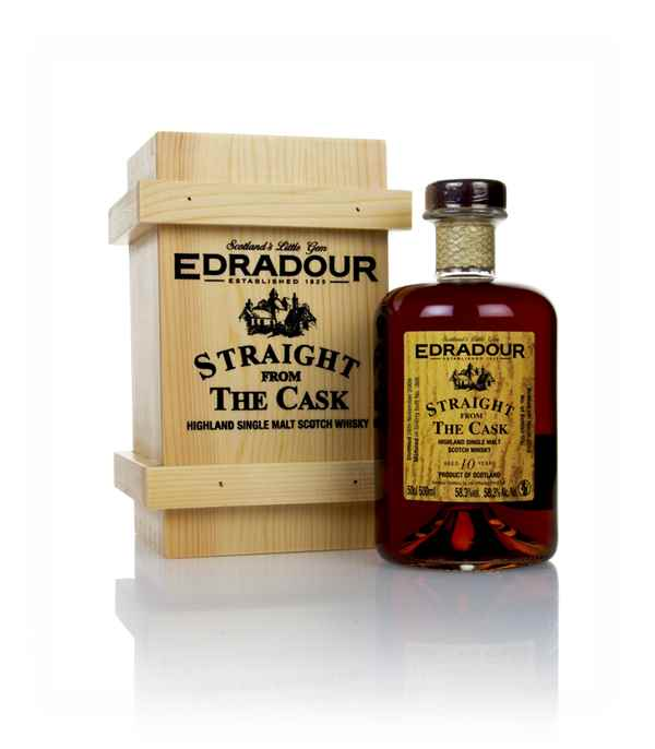 Edradour 10 Year Old 2008 (cask 368) - Straight From The Cask