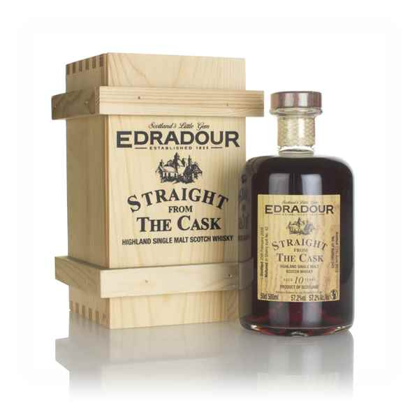 Edradour 10 Year Old 2009 (cask 42) - Straight From The Cask