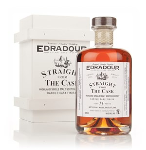 Edradour 11 Year Old 2002 Barolo Cask Finish - Straight From The Cask
