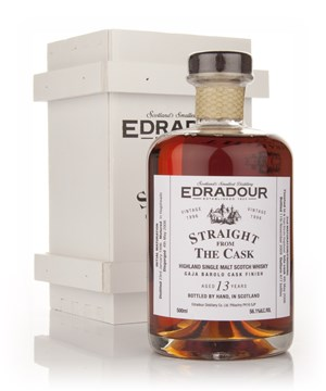 Edradour 13 Year Old 1996 Gaja Barolo Cask Finish - Straight from the Cask
