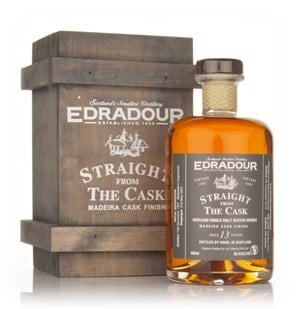 Edradour 13 Year Old 1997 Madeira Cask Finish - Straight from the Cask
