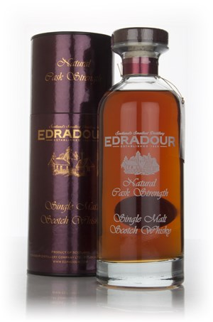 Edradour 1999 Natural Cask Strength (cask 228) - Ibisco Decanter