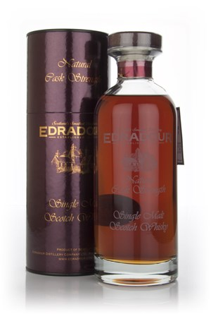Edradour 1999 Natural Cask Strength (cask 291) - Ibisco Decanter