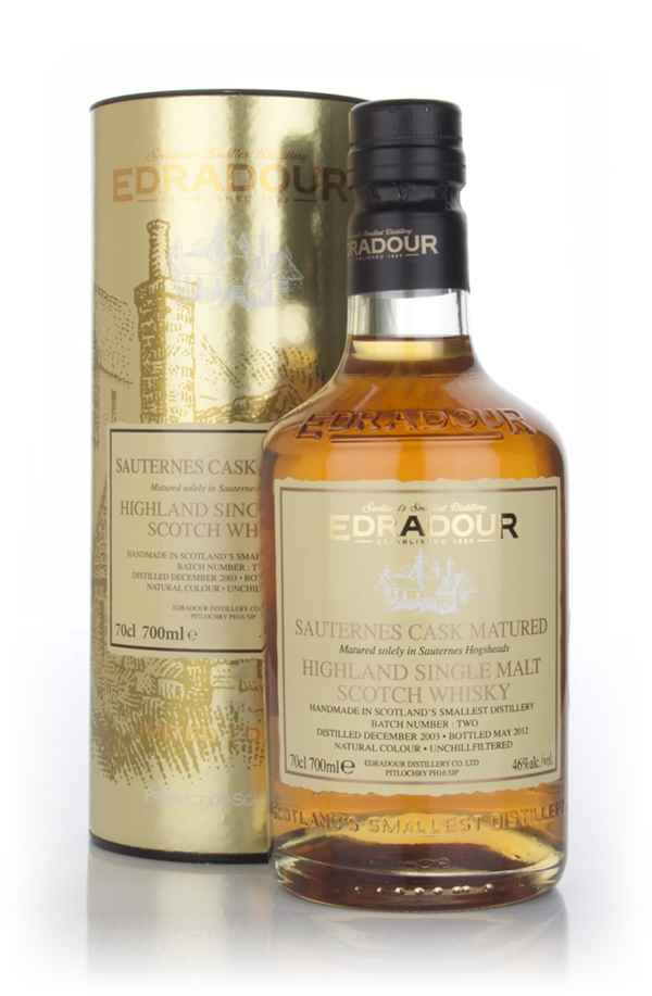 Edradour 2003 Sauternes Cask Matured - Batch 2