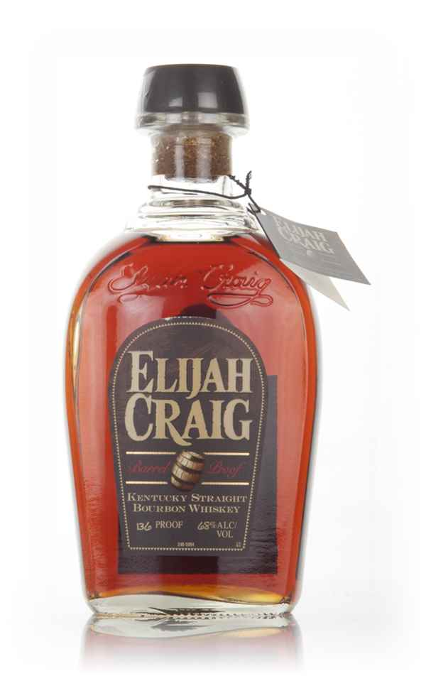 Elijah Craig Barrel Proof (68%)