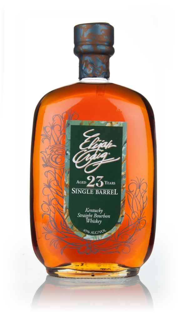 Elijah Craig Single Barrel 23 Year Old