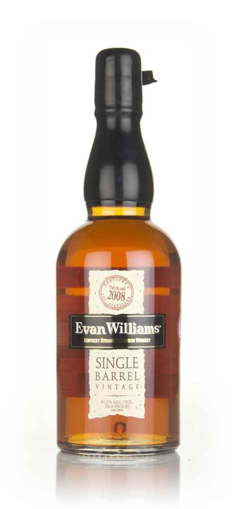 Evan Williams Single Barrel 2008 (bottled 2017)
