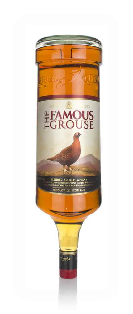 Famous Grouse Blended Scotch Whisky 4.5l