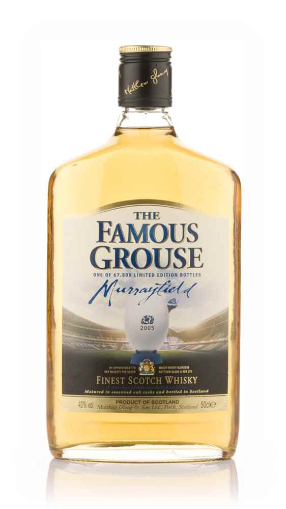 Famous Grouse Murrayfield