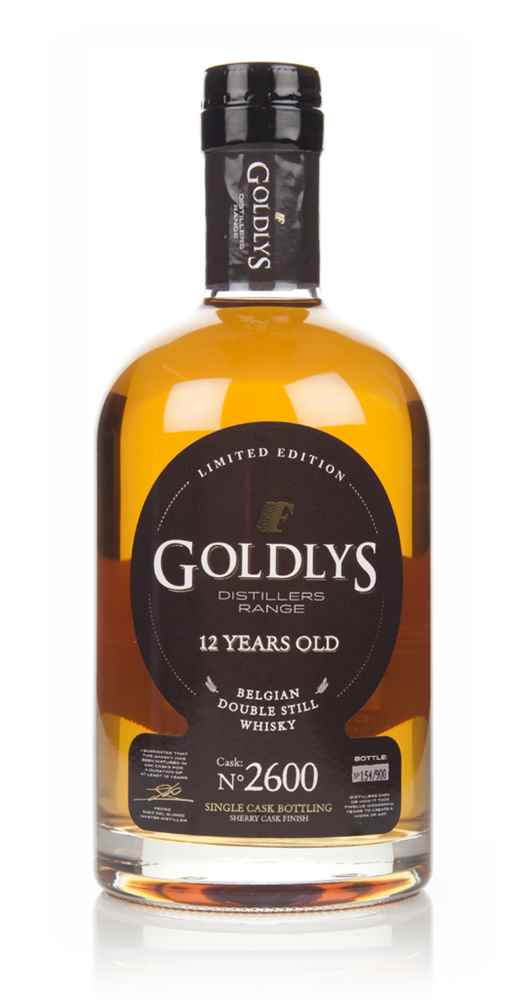 Goldlys 12 Year Old (cask 2600) - Distillers Range
