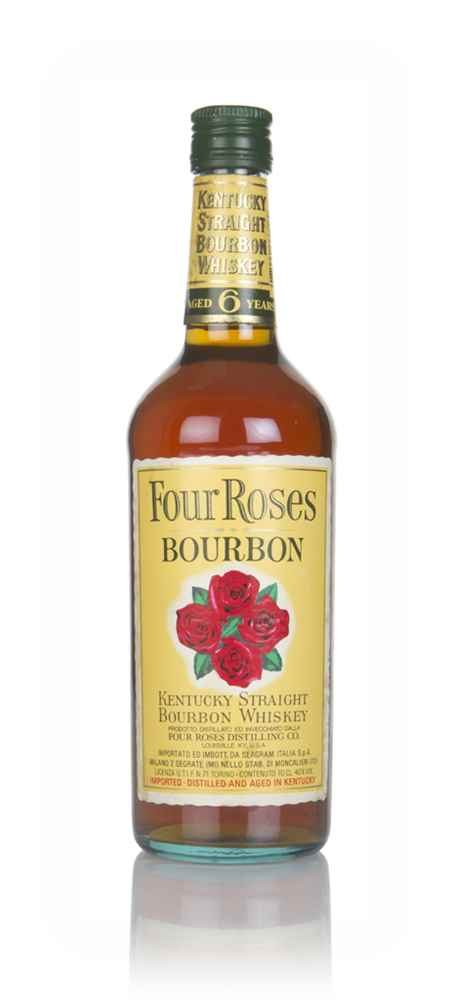 Four Roses 6 Year Old - 1990s