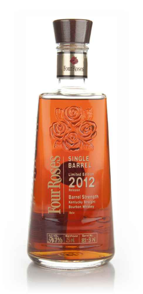 Four Roses Limited Edition Single Barrel - 2012 (54.7%)