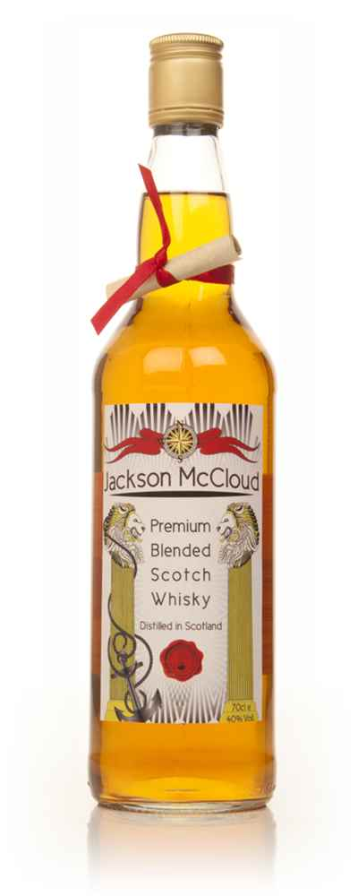 Jackson McCloud Premium Blended Scotch Whisky