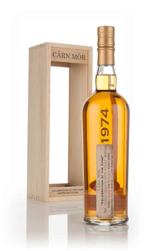 Garnheath 41 Year Old 1974 (cask 313235) - Celebration Of The Cask (Càrn Mòr)