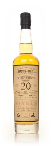 Glen Garioch 20 Year Old 1993 - Single Cask (Master of Malt)