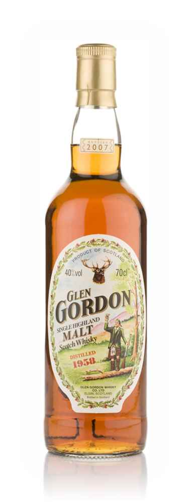 Glen Gordon 1958 (Gordon and MacPhail)