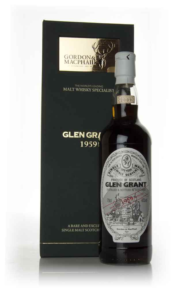 Glen Grant 1959 (Gordon and MacPhail)