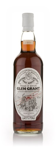 Glen Grant 1962 (Gordon and MacPhail)