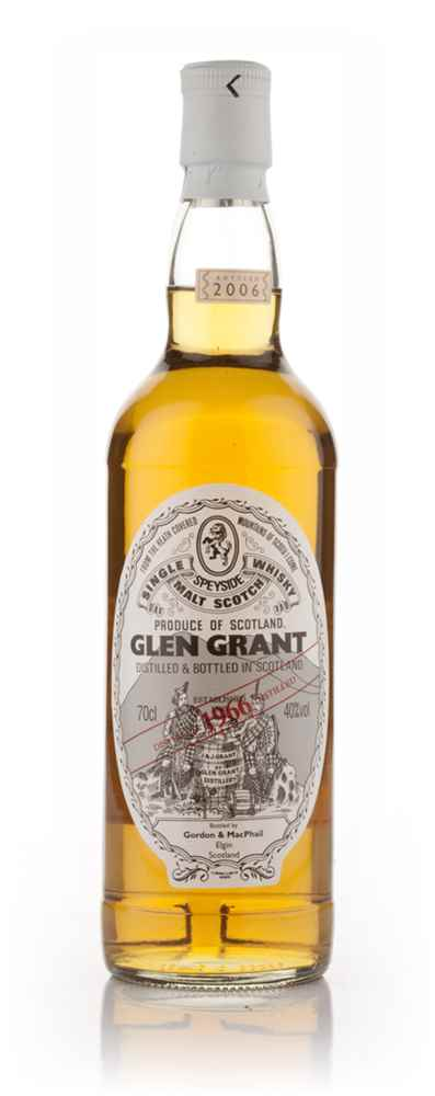 Glen Grant 1966 (Gordon and MacPhail)