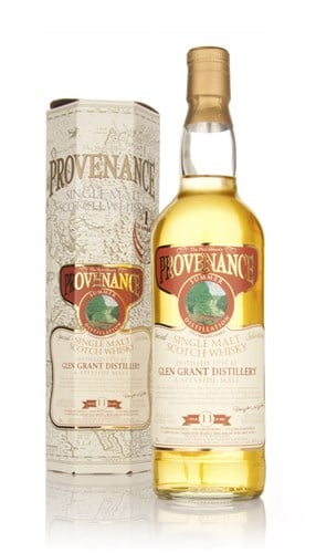 Glen Grant 11 Year Old 1995 - Provenance (Douglas Laing)