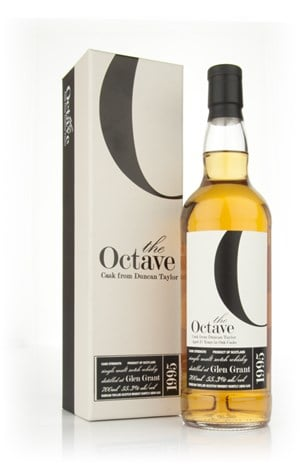 Glen Grant 17 Year Old 1995 - The Octave (Duncan Taylor)