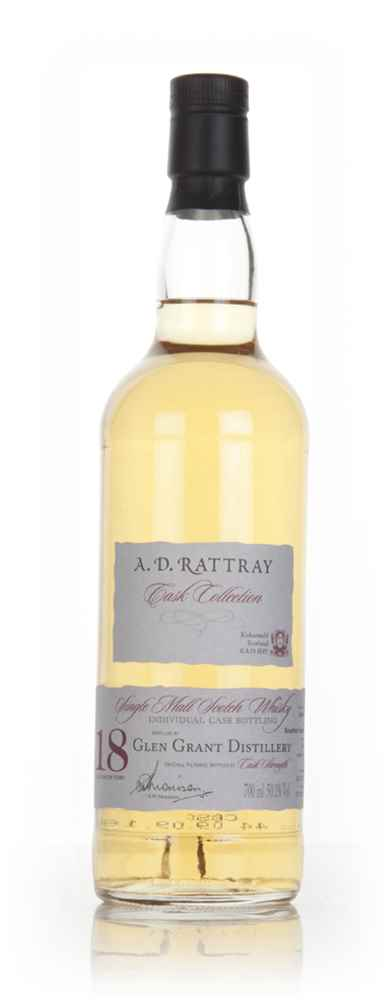 Glen Grant 18 Year Old 1997 (cask 148490) - Cask Collection (A. D. Rattray)