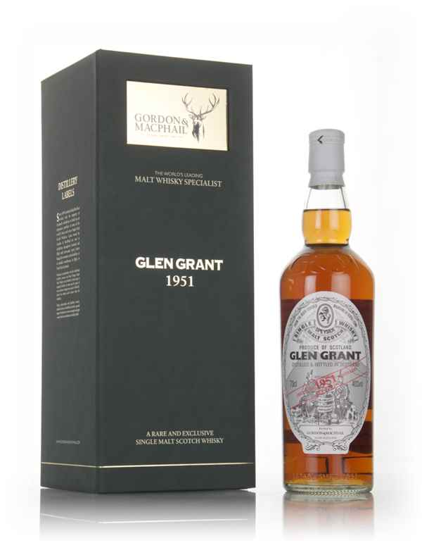 Glen Grant 1951 (bottled 2013) - Gordon & MacPhail