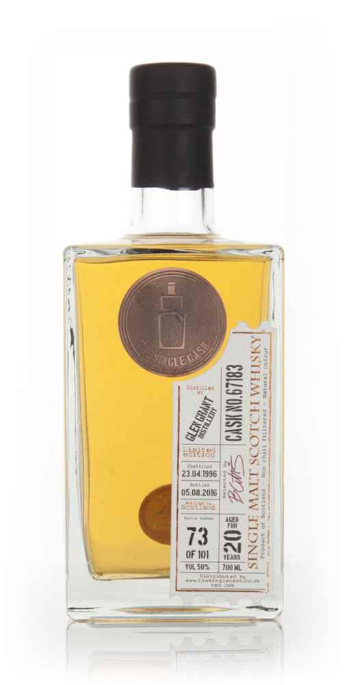 Glen Grant 20 Year Old 1996 (cask 67183) - The Single Cask