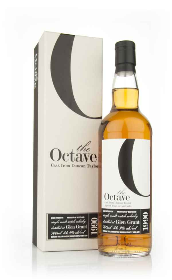 Glen Grant 21 Year Old 1990 - The Octave (Duncan Taylor)