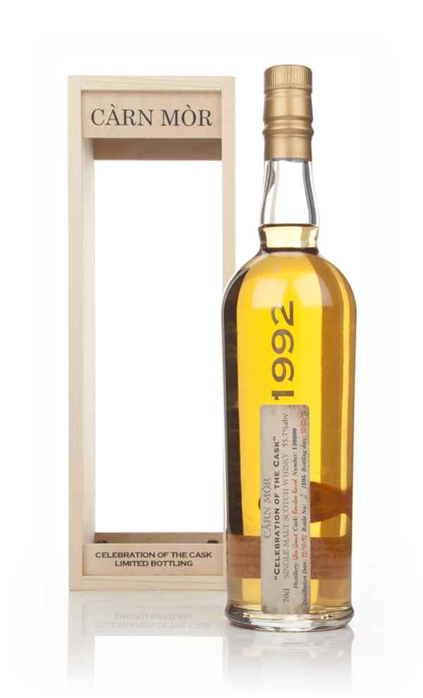 Glen Grant 22 Year Old 1992 (cask 130800) - Celebration Of The Cask (Càrn Mòr)