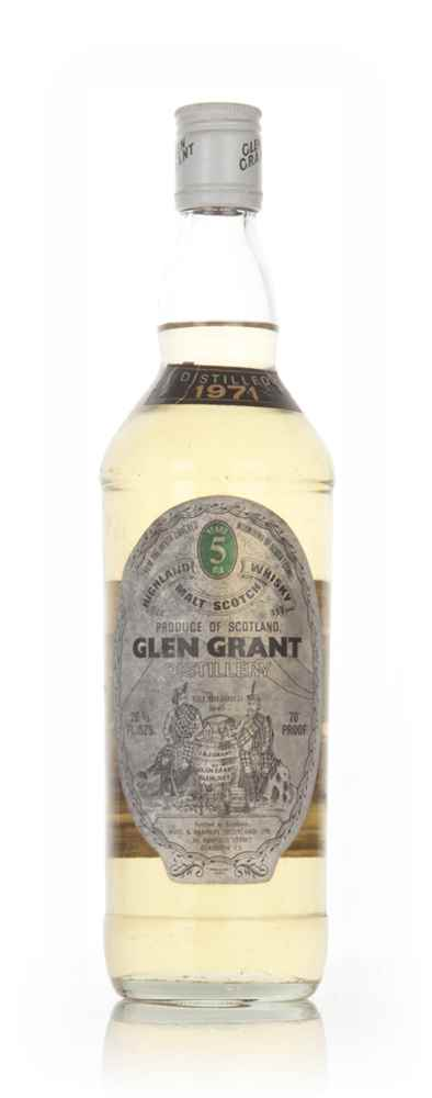 Glen Grant 5 Year Old - 1971