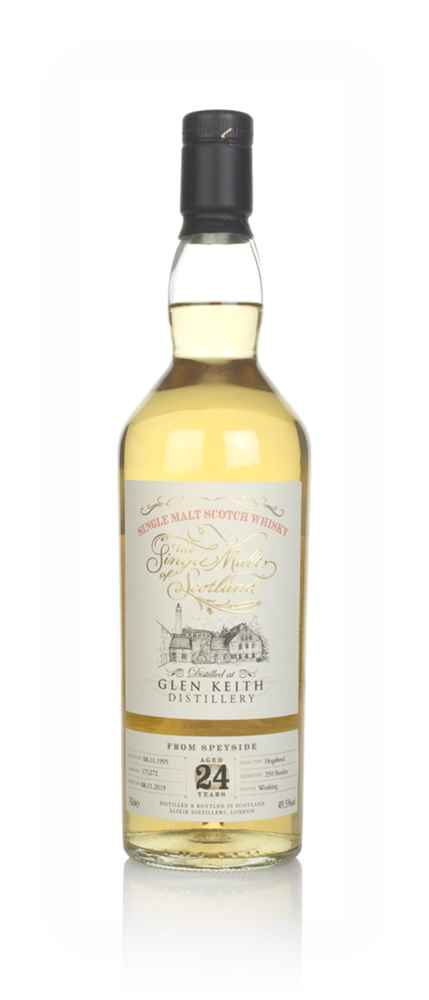 Glen Keith 24 Year Old 1995 (cask 171272) - The Single Malts of Scotland