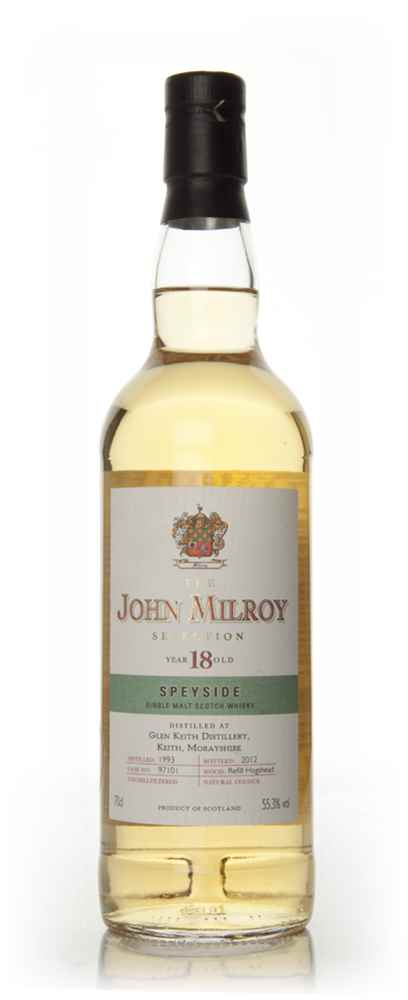 The John Milroy 18 Year Old Speyside (Berry Bros. & Rudd)