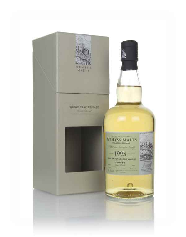 Victorian Sweet Shop 1995 (bottled 2018) - Wemyss Malts (Glen Keith)