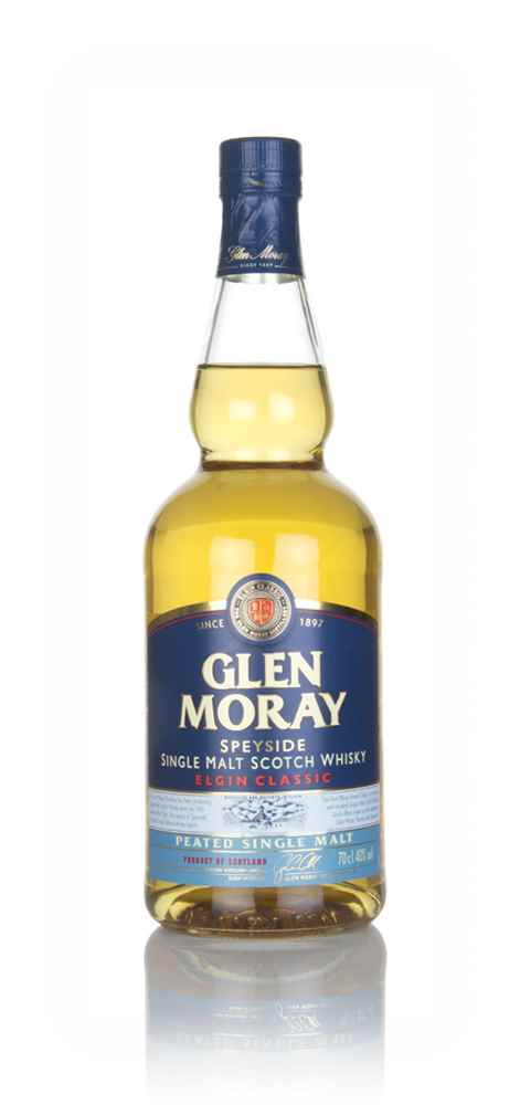 Glen Moray Classic Peated Whisky