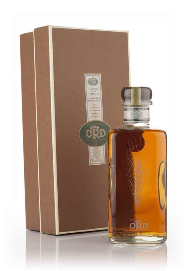 Glen Ord 25 Year Old