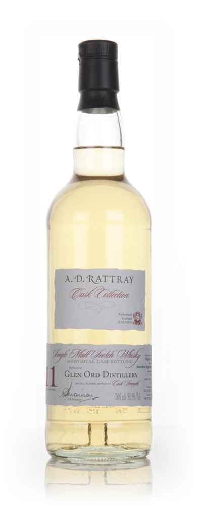 Glen Ord 11 Year Old 2004 (cask 142) - Cask Collection (A. D. Rattray)