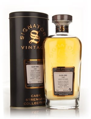 Glen Ord 16 Year Old 1997 (cask 800091) - Cask Strength Collection (Signatory)