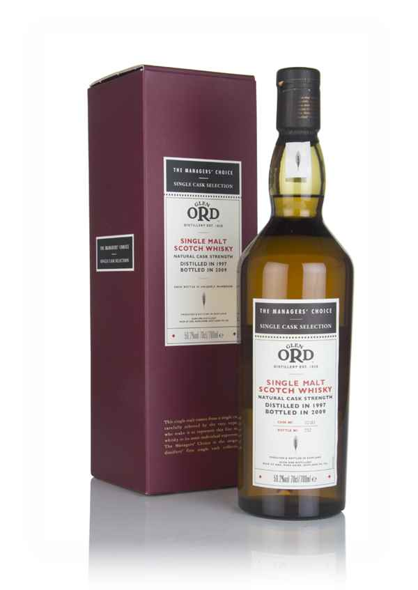 Glen Ord 1997 - The Managers' Choice