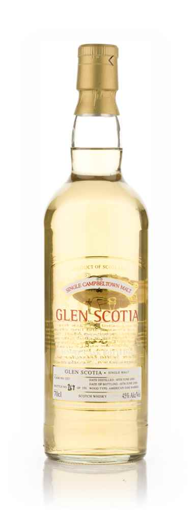 Glen Scotia 2000 Select Cask No. 337