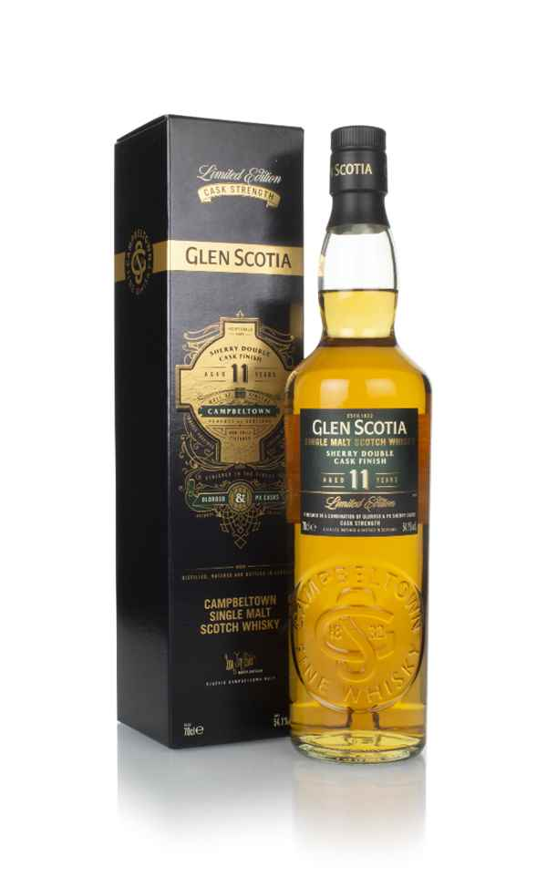 Glen Scotia 11 Year Old Double Sherry Cask Finish