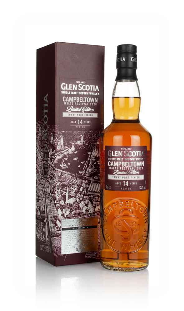 Glen Scotia 14 Year Old Tawny Port Finish - Campbeltown Malts Festival 2020