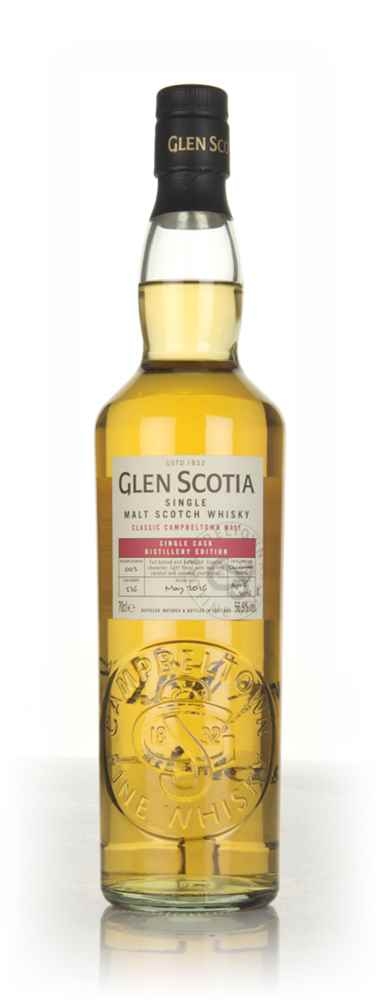 Glen Scotia 9 Year Old 2016 (cask 536) - Distillery Edition