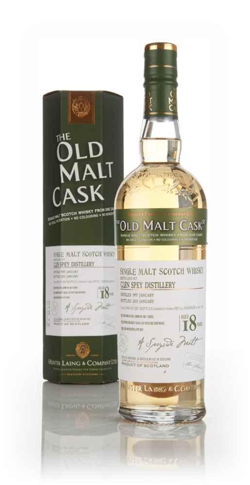 Glen Spey 18 Year Old 1997 (cask 11192) - Old Malt Cask (Hunter Laing)