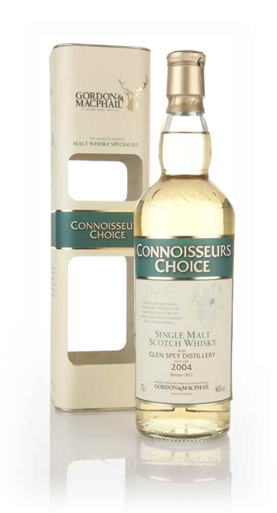 Glen Spey 2004 (bottled 2013) - Connoisseurs Choice (Gordon & MacPhail)