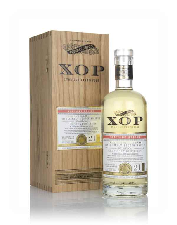 Glen Spey 21 Year Old 1997 (cask 12952) - Xtra Old Particular (Douglas Laing)