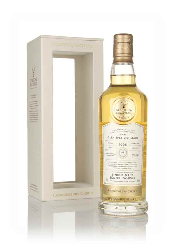 Glen Spey 22 Year Old 1995 - Connoisseurs Choice (Gordon & MacPhail)