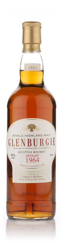 Glenburgie 1964 (Gordon and MacPhail)