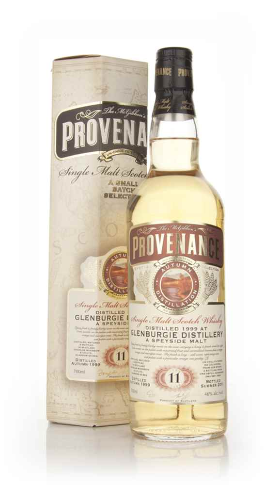 Glenburgie 11 Year Old 1999 - Provenance (Douglas Laing)