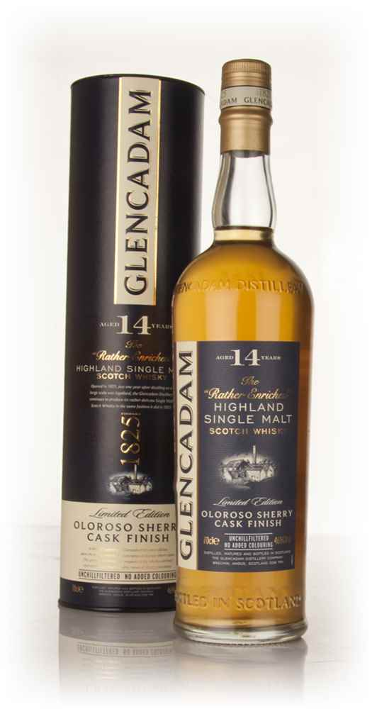 Glencadam 14 Year Old Oloroso Sherry Cask Finish